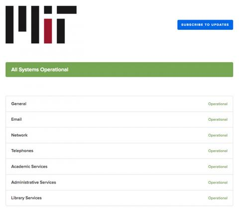Screenshot of 3down.mit.edu website
