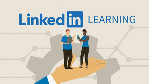linked in learning image
