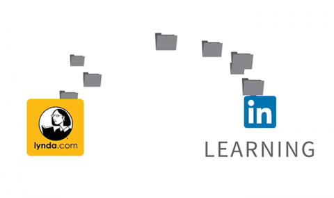 lynda to linked in learning image