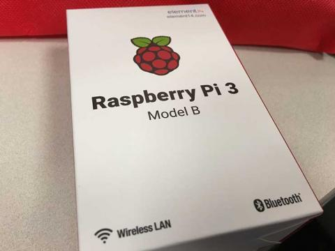 Rspberry Pi 3 box