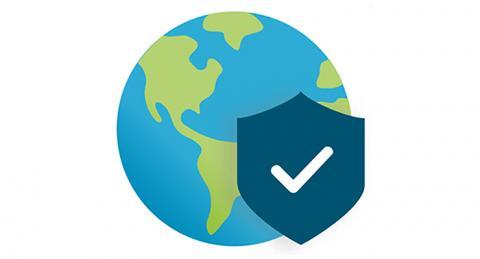 GlobalProtect logo.
