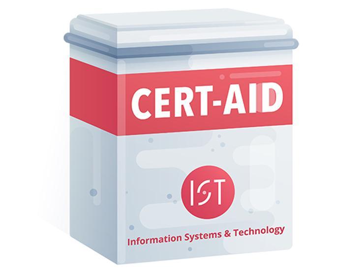 CertAid logo