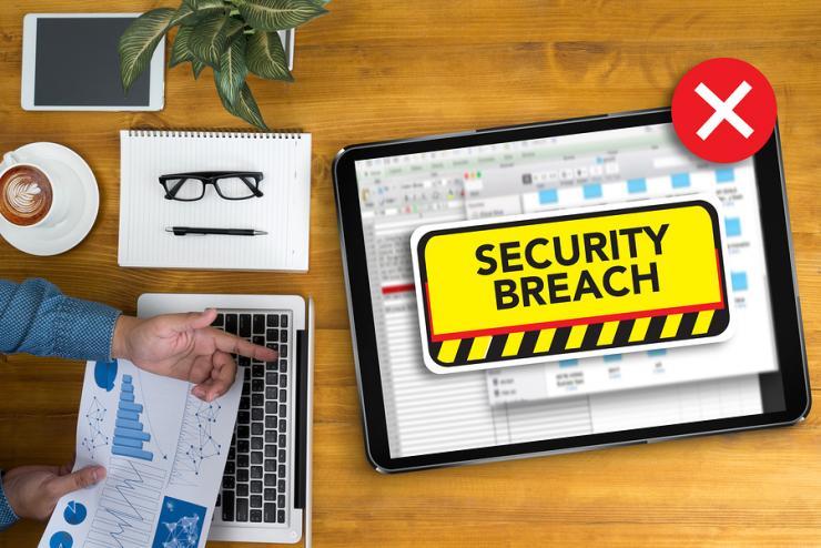 security breach image