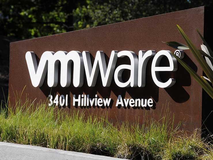 VMware sign